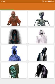 Ghost Sound Scary 2018 apk screenshot