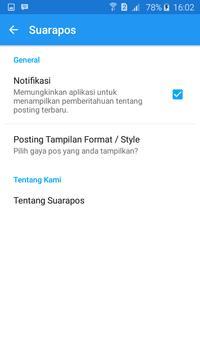 Suarapos screenshot 4