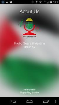 Radio Suara Palestina screenshot 5