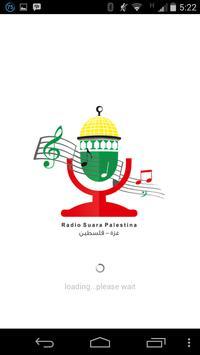 Radio Suara Palestina poster