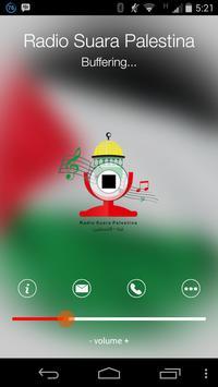 Radio Suara Palestina screenshot 1