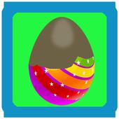 Surprise Eggs - Animal Toys icon