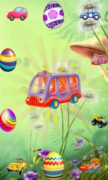 Surprise Eggs - Car Toys screenshot 3