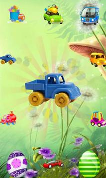 Surprise Eggs - Car Toys poster