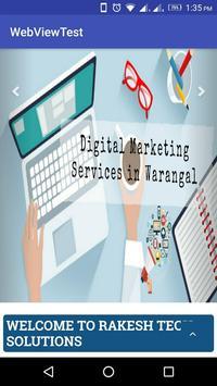 Rakesh Tech Solutions poster