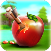 Hit the Apple – Shooting Game icon