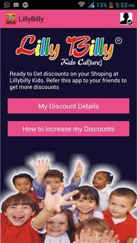 LillyBilly Kids poster