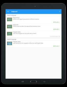 Subjonctif screenshot 13