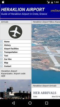 Crete Airports apk screenshot