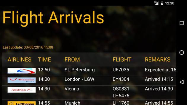 Cyprus Airports screenshot 5