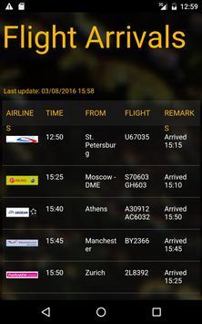 Cyprus Airports screenshot 6
