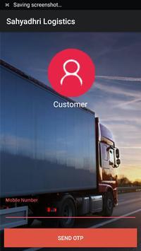 Sahyadhri Customer App apk screenshot