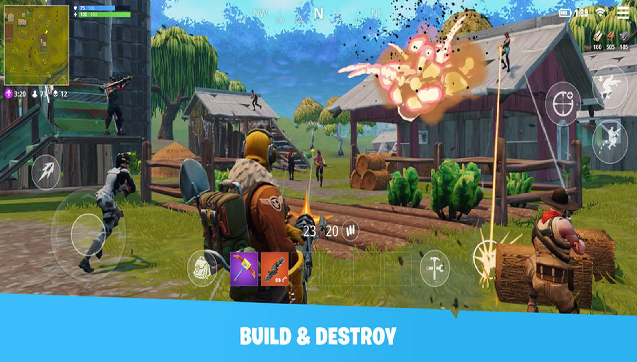 Fortnite Mobile for Android - APK Download