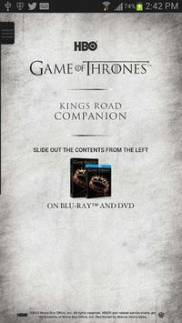 Game of Thrones Companion poster