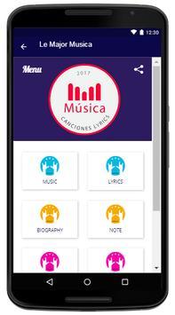 Subsonica - Song And Lyrics apk screenshot