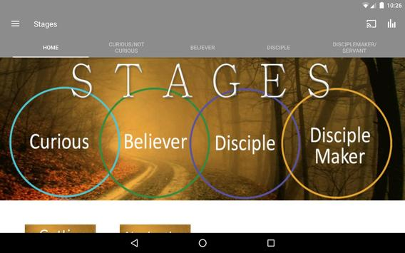 DiscipleMaker Stages screenshot 6