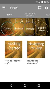 DiscipleMaker Stages poster
