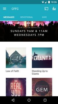 Christian Faith Fellowship Church poster
