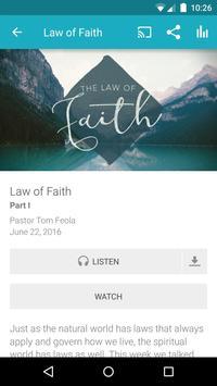Christian Faith Fellowship Church apk screenshot