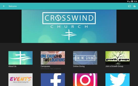 myCrosswind apk screenshot