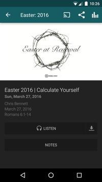 Renewal Church Memphis apk screenshot