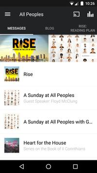 All Peoples poster