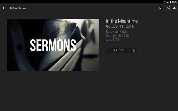 First Baptist Baton Rouge apk screenshot