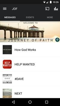 Journey of Faith poster