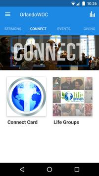 Orlando World Outreach Center apk screenshot