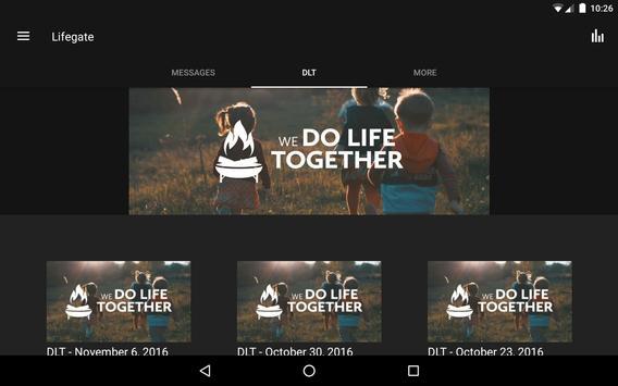 Lifegate screenshot 7