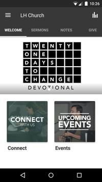 Lighthouse Church App poster