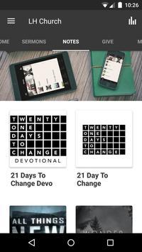 Lighthouse Church App screenshot 2
