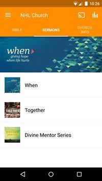New Hope Leeward Church App poster