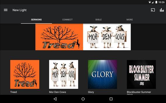 New Light apk screenshot