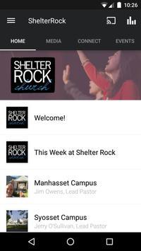 Shelter Rock Church poster