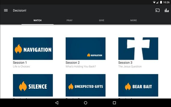 DECISION POINT - Catholic App screenshot 6