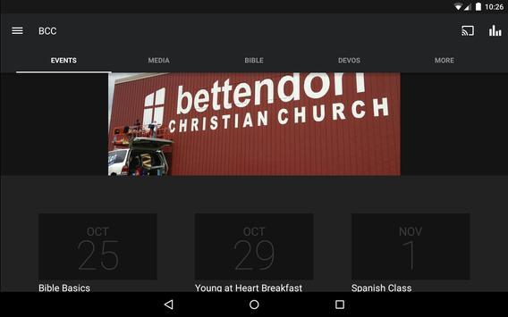 Bettendorf Christian Church screenshot 6