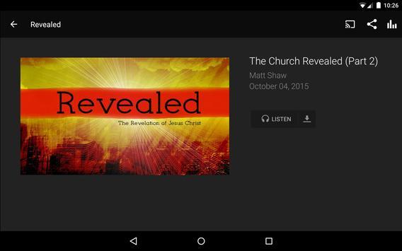 Bettendorf Christian Church screenshot 7