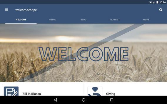 welcome2hope screenshot 6