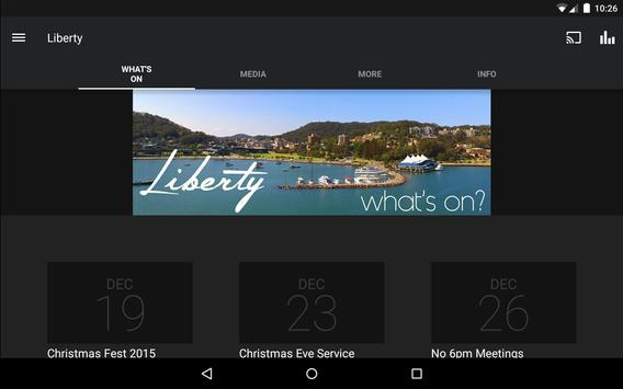 Liberty Family Church apk screenshot