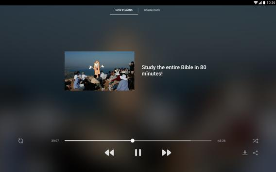 Bible in a Nutshell apk screenshot