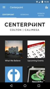 Centerpoint poster