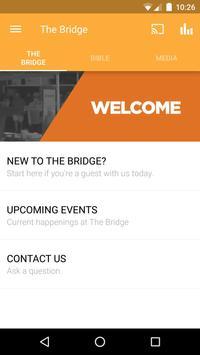 The Bridge Bible Church App poster