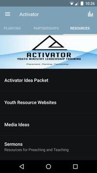 Activator screenshot 2
