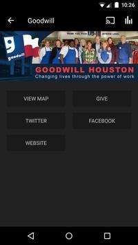 Find Goodwill screenshot 1