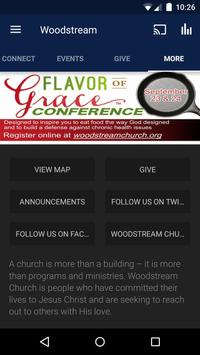 Woodstream Church apk screenshot