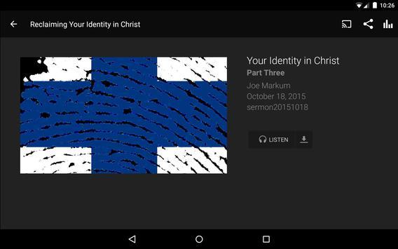 Christian Church Thousand Oaks apk screenshot