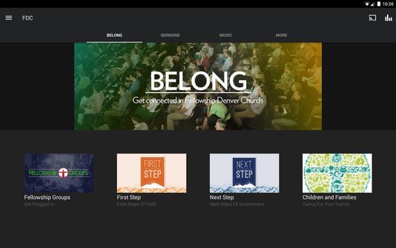 Fellowship Denver Church apk screenshot
