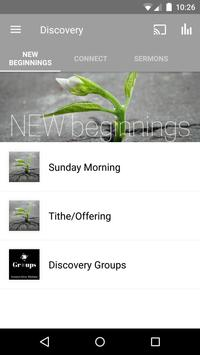 Discovery Christian Church App poster