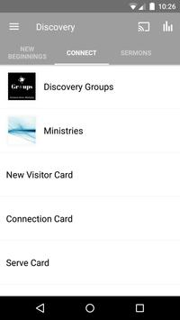 Discovery Christian Church App apk screenshot